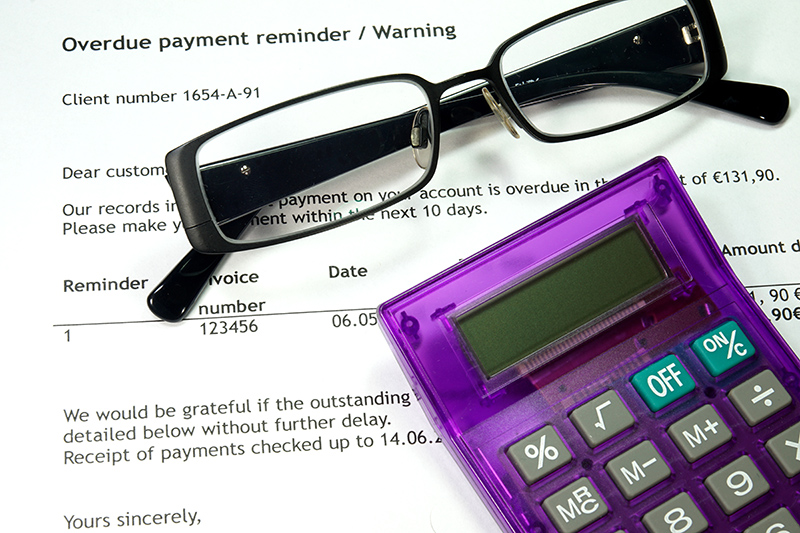 Debt Collection Laws in Huddersfield West Yorkshire